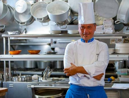 Executive Chef Gianluca Forastiere